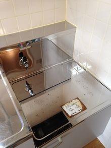 キッチン磨き